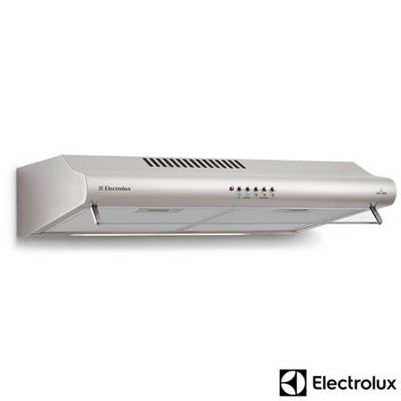 Depurador de Ar de 60 cm Electrolux com 3 Velocidades, exaustor e 2 Filtros, Inox - DE60X, 110V, 220V, Inox, Não especificado, 60 cm, Sim, Sim, 390 m³/h, Manual, Não, Sim, Sim, Não especificado, Inox, 03, 205 W, Não especificado, 0,205 kWh, 110V - 1,6 A e 220V - 0,93 A, Não especificado, Não especificado, 12 meses