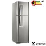 Refrigerador Top Freezer Electrolux de 02 Portas Frost Free com 402 Litros com Icemax Platinum - DF44S