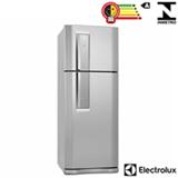 Refrigerador de 02 Portas Electrolux Frost Free com 427 Litros e Painel Eletronico Inox e Cinza - DF51XFBA