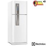 Refrigerador de 02 Portas Electrolux Frost Free com 427 Litros com Ice Twister e Drink Express, Branco - DF53