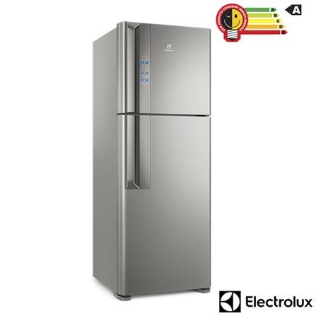 Geladeira/refrigerador 474 Litros 2 Portas Platinum - Electrolux - 110v - Df56s