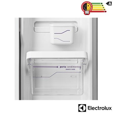 Refrigerador Frenchdoor Electrolux de 03 Portas Frost Free com 579 Litros Painel Eletrônico Inox - DM83X, 110V, 220V, Inox, Freezer Invertido, 03 Portas, Não, Acima de 500 litros, 579 Litros, 391 Litros, 188 Litros, Sim, Não, Sim, Não, Sim, Não, Não, Não se aplica, Sim, 02, Vidro temperado removíveis, Não, Sim, Sim, Sim, A, 75 kWh/mês, 12 meses