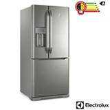 Refrigerador Multi Door Electrolux de 03 Portas Frost Free com 538 Litros e Painel Eletrônico - DM85X