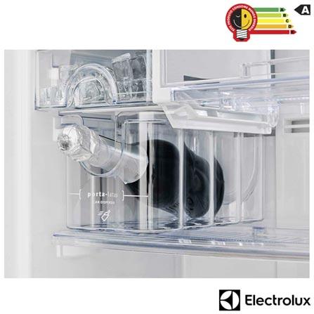 Refrigerador de 02 Portas Frost Free Electrolux com 456 Litros Inox  e Cinza - DW52X, 110V, 220V, Inox, 02 Portas, 02 Portas, Não, De 351 a 500 litros, 456 Litros, 343 Litros, 113 Litros, Sim, Não, Sim, Não, Não, Sim, Sim, Não, Não, 03, Vidro temperado removíveis, Não, Sim, Sim, Sim, A, 58 kWh/mês, 12 meses