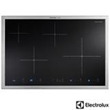 Cooktop Electrolux Icon 4 Bocas Elétrico por Indução, Painel Eletrônico de precisão Touch Control - ICI76