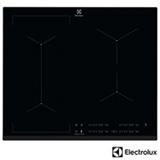 Cooktop por Indução Electrolux em Vidro com 04 Bocas, 14 Níveis de Potência e Painel Touch Preto - IE60P