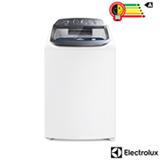 Lavadora de Roupas Electrolux 16kg Perfect Wash Branca com 12 Programas de Lavagem - LPE16