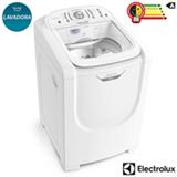 Lavadora de Roupas 16 Kg Turbo Premium Electrolux com 12 Programas de Lavagem Branca - LTM16