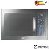 Micro-ondas de Embutir Electrolux Home Pro com 34 Litros de Capacidade e Grill Inox - MB43T