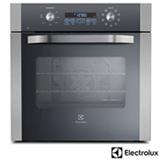 Forno Elétrico de Embutir Electrolux com 80 Litros de Capacidade, Grill e Painel Blue Touch Inox - OE8DX
