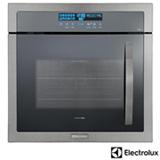 Forno Elétrico de Embutir Electrolux Home Pro com 80 Litros de Capacidade, Grill e Painel Blue Touch Inox - OE9ST22089