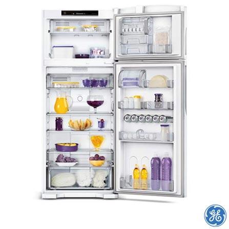 Refrigerador Frost Free GE 460 RFGE460MDA, 110V, 220V, Bivolt, Bivolt, 02 Portas, De 351 a 500 litros