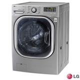Lava & Seca 16 Kg Titan LG com 14 Programas de Lavagem em Aço Escovado - WD1316AD