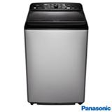 Lavadora de Roupas Panasonic 12 kg Design Black Premium com 09 Programas de Lavagem e Sensor de Carga - NA-F120B5