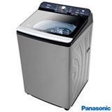 Lavadora de Roupas 16 Kg Panasonic com 16 Programas de Lavagem Aco Escovado - NA-FS160P3XB