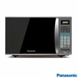 Forno de Micro-ondas Style Grill Panasonic 30 Litros Funcao Grill Inox - NNGT682SRU