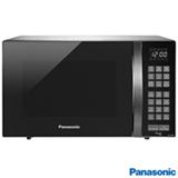 Micro-ondas Panasonic Style Grill com 30 Litros de Capacidade e Timer, Inox - NNGT68HS
