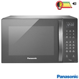 Micro-ondas de Mesa Panasonic Style Grill com 30 Litros de Capacidade e Grill Inox - NN-GT696SRU
