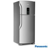 Refrigerador Inverter 02 Portas Frost Free Panasonic 435 Litros Aco Escovado - NR-BT49PV2X