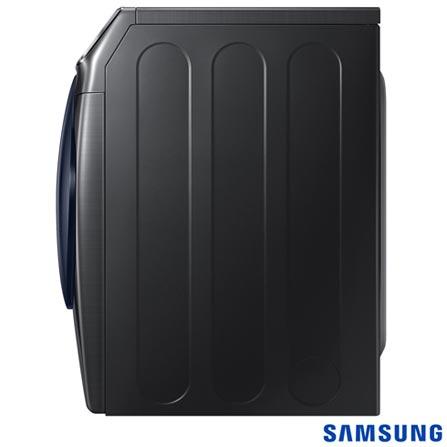 Secadora de Roupas a Gás Samsung com 14 Programas de Secagem, 18 Kg, Inox - DV15K6500GV/AZ, 110V, Não se aplica, Aço Inox, Acima de 10 kg, 18 kg, Não especificado, a Gás, 12 meses, 14, Sim