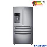 Refrigerador French Door Samsung de 02 Portas Frost Free com 606 Litros Inox - RF28HMEDBSR