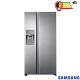 Refrigerador Side by Side Samsung de 02 Portas Frost Free com 575 Litros Inox - RH58K6567SL/AZ