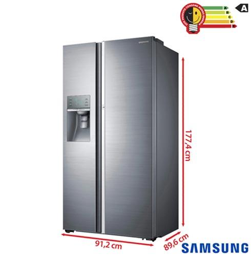 , 110V, Inox, Acima de 500 litros, 765 Litros, 254 Litros, 511 Litros, 63,6 kWh/mês, Sim, Sim, Sim, 03 Portas, French Door, A