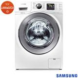 Lava & Seca 10,1 Kg Samsung Seine Eco Bubble Branca com 14 Programas de Lavagem - WD106UHSAWQ