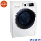 Lava & Seca 10,2 Kg Samsung Crystal Blue Branca com 14 Programas de Lavagem - WD10J6410AW