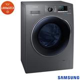 Lava & Seca 10,2 Kg Samsung Crystal Blue Inox Look com 14 Programas de Lavagem - WD10J6410AX