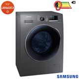 Lava & Seca 11 Kg Samsung Eco Bubble Inox com 14 Programas de Lavagem - WD11J6410AX