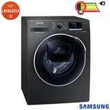 Lava & Seca 11 Kg Samsung Add Wash Inox com 14 Programas de Lavagem - WD11K6410OX