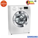 Lava & Seca 11 Kg Samsung Eco Bubble Branco com 12 Programas de Lavagem - WD11M44530W