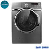 Lavadora de Roupas 14 kg Eco Bubble Samsung com 12 Programas de Lavagem Platino - WF431ABPXAZ