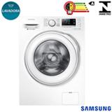 Lavadora de Roupas Samsung 10,2 Kg Branca com 13 Programas de Lavagem - WW10J6410EW