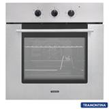 Forno Elétrico de Embutir Tramontina com Capacidade de 56 Litros Grill Inox Cook - 94850