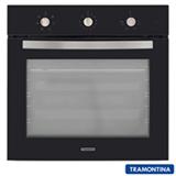 Forno Eletrico de Embutir Tramontina New Glass Cook B 60 F5+ com 71 Litros de Capacidade Preto - 94867/220