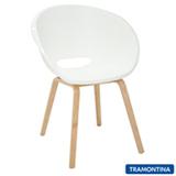 Cadeira Elena Branca - Tramontina