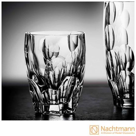 Conjunto de Copos para Whisky Sphere em Cristalin de 300 ml - Nachtmann, Não se aplica, Cristal, 04 Peças, 300 ml, 03 meses