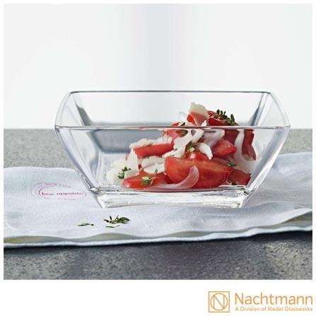 Aperitivo Bowl em Cristal com 18 cm - Nachtmann, Não se aplica, Cristal, 2, 03 meses