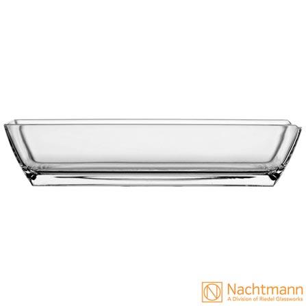Petisqueira para Aperitivo em Cristal com 30 cm - Nachtmann, Não se aplica, Cristal, 1, 03 meses
