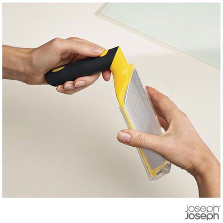 , Amarelo, Aço inoxidável, PP e TPR, 01 Peça, 03 meses