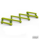 Descanso de Panela de Silicone Verde Stretch - Joseph Joseph