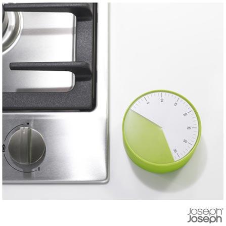 Timer em ABS Verde - Joseph Joseph, Verde, ABS, 01 Peça, 03 meses