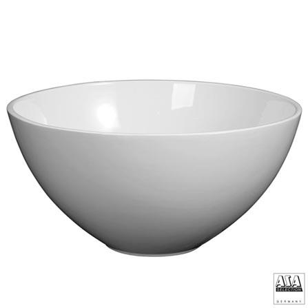 Bowl Redondo em Cerâmica 35 cm Branco - ASA, Branco, Cerâmica, 1, 03 meses