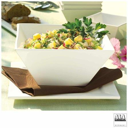 Bowl em Cerâmica com 15 cm - ASA, Branco, Cerâmica, 1, 03 meses
