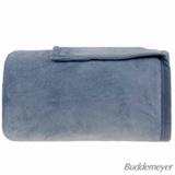 Cobertor King Size em Microfibra Aspen Azul - Buddemeyer
