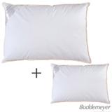 02 Travesseiros Toque de Pluma Branco – Buddemeyer