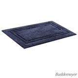 Tapete Elegance 100% Algodão 50x80cm Azul - Buddemeyer