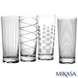 Conjunto de Copos para Drink Cheers em Cristalin de 580 ml - Mikasa